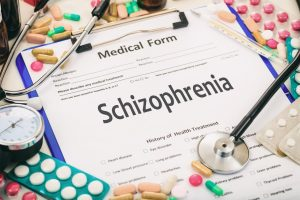 Suffering From Schizophrenia